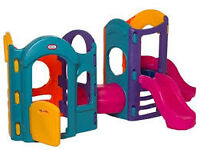 WANTED Little tikes 8 in 1 climbing frame GOOD condition