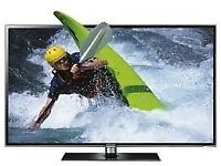 """Samsung 48"""" led tv freeview can deliver"""