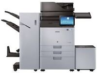 Samsung MultiXpress X7400LX Colour Laser ‑ Printer / copier.