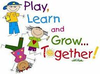 Looking for Part time child care !