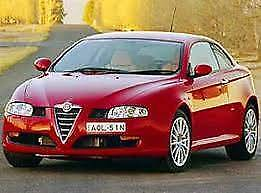 ALFA Romeo GT 2010 for sale. Very low KM. One owner.