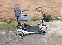 ShopRider Mobility Rider, Very Good Condition. With Spare Panels and Charger. £220