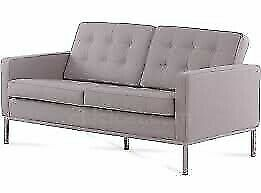 🔵💖🔴MAKE YOUR DEAL ON CALL🔵💖🔴3&2 SEATER PLUSH VELVET MAZZ SOFA AVAILABLE IN GREY & CREAM COLOR