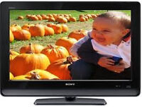 sony kdl-26s400 . lcd tv. good condition . free view build in