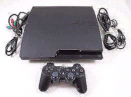 Ps3 500 gb 1 controller +4 games