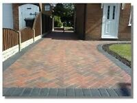 BLOCK-PAVE DRIVES AND PATIOS block paving and flagging