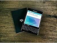 Blackberry passport 32gb like new unlocked