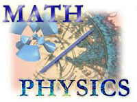Math and physics Tutor for grades 9-12. Experienced and patient.