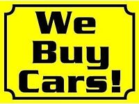 we buy any cars / vans £ CASH BUYER £ DVLA ELV NO MOT SCRAP TRUCKS MPVS MINI BUS LORRIES ATV QUADS