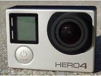 Go Pro - Hero 4 4K