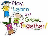Non-registered childminding or babysitting availability