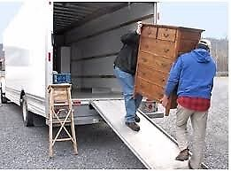 Fully Insured Removals Service Man and Van Hire