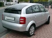 Audi A2 Breaking