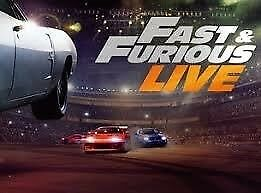 Fast & Furious Live at the SSE HYDRO Glasgow