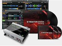 Traktor Audio A6 Digital Vinyl System DVS