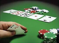Live 1-3 NL poker in scarborough tonight
