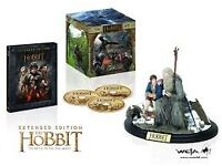 Hobbit The Battle of the Five Armies Extended 3D Bluray