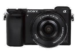 Sony a6000 apsc digital camera bundle