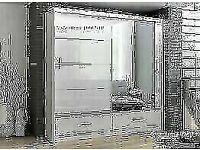 🔵💖🔴SUPERB QAULITY🔵💖🔴MARSYLIA 2 SLIDING DOORS MIRROR WARDROBE IN 208 CM SIZE-CALL NOW