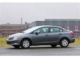 2012 Honda Civic at dealerships pricing