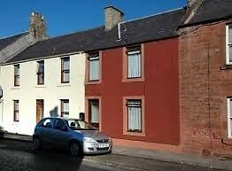 TD10 6XA, Greenlaw, 2 bed mid terraced house to let by the owner, well behaved pets welcome