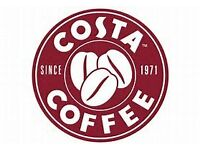 Costa Coffee - Edinburgh Airport - £8.40 Ph - Full and Part time