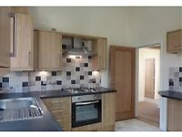 Immaculate furnished 2 bed apartment, private parking, near Barrow town centre. No agent fees.