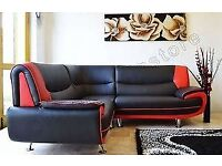 Palermo corner sofa (two of) 225 and 155 or 325 for both