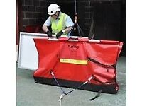 Pafbag 240 Solar Panel hoist, rope and pulley wheel etc