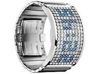 Swarovski Bracelet Watch - unique & rare. Originally over £1,200!