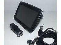 TOMTOM START25 WITH UK MAPS. NEW CONDITION AND WORKS PERFECTLY. 5 INCH SCREEN