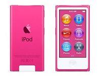 IPOD NANO 7TH GEN 16GB PINK