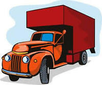 MOVING TRUCK FOR TODAY, TOMORROW & WEEKEND CALL 1-800-766-3084
