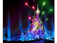 Disneyland Paris by coach including 2 nights hotel & 2 days Hopper tickets. Last Minute. £229 pp