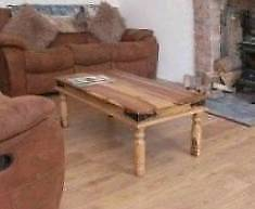 Moroccan Wooden Coffee Table