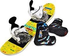 Wanted: Kids Snowboard 110-120cm