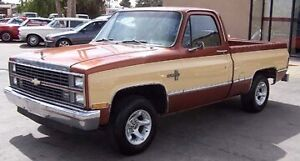 Wanted: Square Body Chev