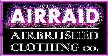 AIRRAID AIRBRUSHED CLOTHING