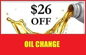 $26 OFF | BEST OIL CHANGE DEAL IN EDMONTON | GOOD NEWS AUTO Edmonton Edmonton Area image 1