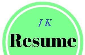 JK Resume Editing and Cover Letter editing Maroubra Eastern Suburbs Preview