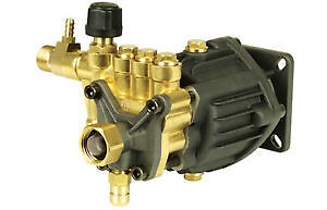 3000 PSI Axial Pressure Washer Replacement Pump 5-6.5hp engine