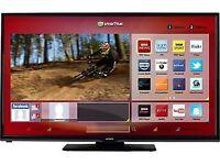 Hitachi 50 Inch Full HD Freeview HD Smart TV