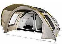Quechua T6.2 family tent 6 berth only used 3 nights