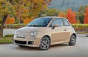 2012 Fiat 500 Certified, Emissions tested