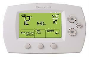 thermostat honeywell FocusPro TH6000