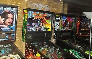 Wanted pinball machine(s) in any condition. TOP PRICE PAID