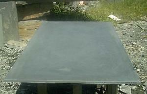 COUNTERTOP/ FURITURE  SLATE 3/4 TO 1 INCH THICK UP TO 4X8FT