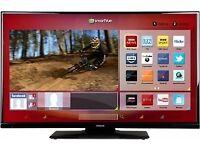 Hitachi 42HYT42UK 42 Inch Full HD 1080P Freeview HD Smart LED TV