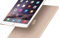 iPad Air 2 wifi +cellular gold 2 years warranty Apple care +++*