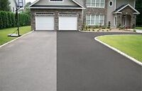 Driveway Sealing in Greater Moncton